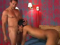 Hot latino boy fucked by older man