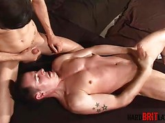 Alex Ford and Jake Richards