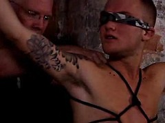 Roped and Flogged