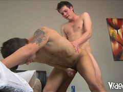 French Fuck: Justin Lebeau Shows Seth Knight Montreal Lovin'
