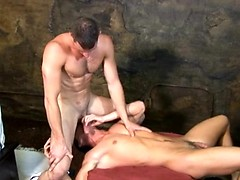 College Dudes - Rusty and Travis