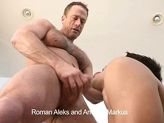 Roman Aleks and Andrew Markus