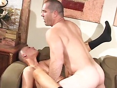 These 2 hot guys. Non stop fucking action!
