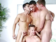 Connor Maguire, Ryan Rose, Lance Luciano & Darius Ferdynand
