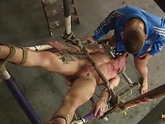 A Swinging Sucking Session! - Izan Loren And Deacon Hunter