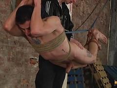 Milking Out His Precum! - Timmy Treasure And Ashton Bradley