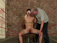 Ball-Tugging Cum-Draining! - Jonah Opry And Sebastian Kane