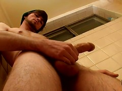 Wet And Sticky Fun In The Bathroom - Dakota James