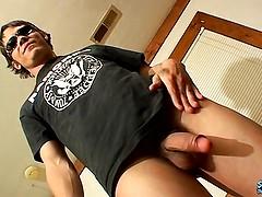 2 Str8 Thugs 5 Cum Shots - Billy da Kidd And Boomer Jacoby