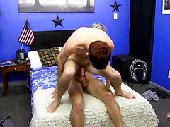 Hung Dennis Gets Pounded! - Dennis Pierce And Jason Valencia