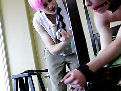 The Gift Of A Submissive Slave - Jason Valencia And Nico Michaelson