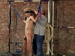 Whipped And Wanked Off! - Alexis Tivoli And Sebastian Kane