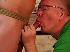 The Master Needs More Cum! - Cameron James And Sebastian Kane