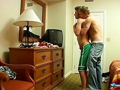 Jeremiah & Shane Hidden Undie Cam! - Jeremiah Johnson & Shane Allen