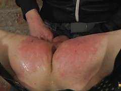 A Smooth Round Arse To Fill - Johannes Lars & Ashton Bradley